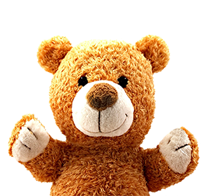 cute teddy bear clipart #15692