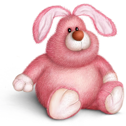 teddy bear, bear bunny cute teddy toy icon #15715