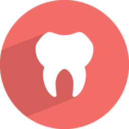 teeth icon medical health iconset graphicloads #25709