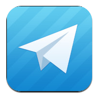 telegram logo #957