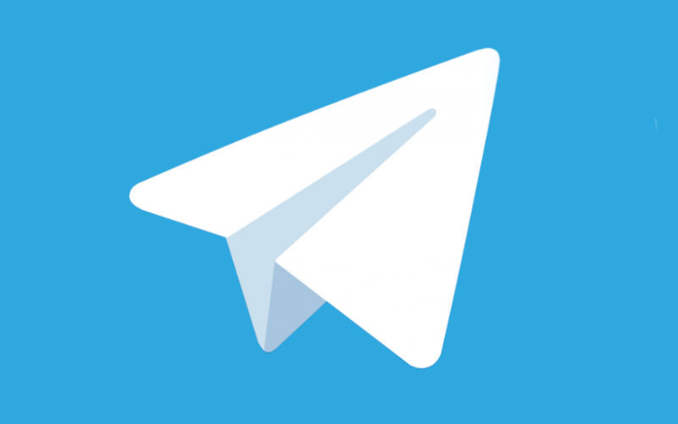 telegram logo #968
