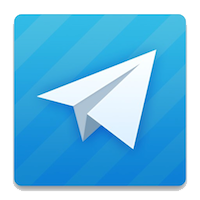 Telegram logo png #971