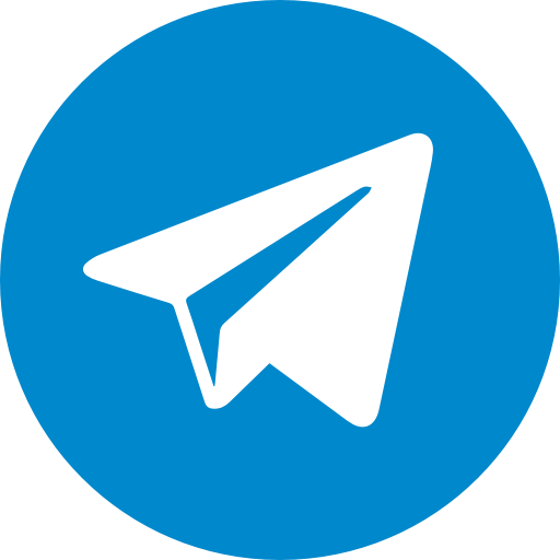 circle messenger round icon telegram icon #21808