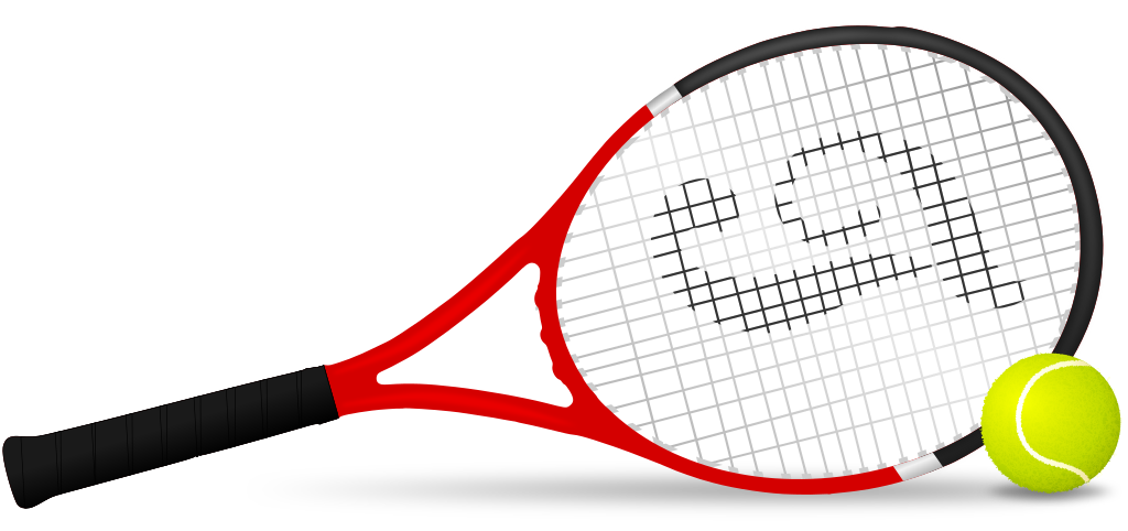 file tennis rack svg wikimedia commons #26749