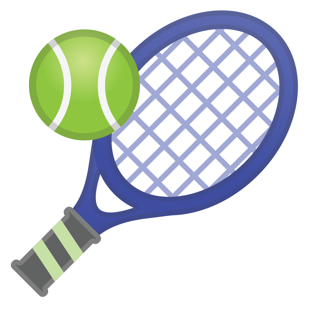 tennis icon noto emoji activities iconset google #26737