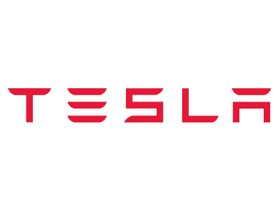 tesla logo png red 2258