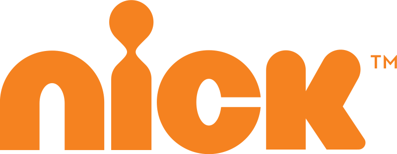 text nick, nickelodeon logo png #1270