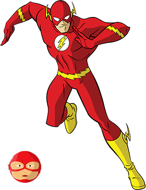 the flash, superhero emoji keyboard download emoji 27245