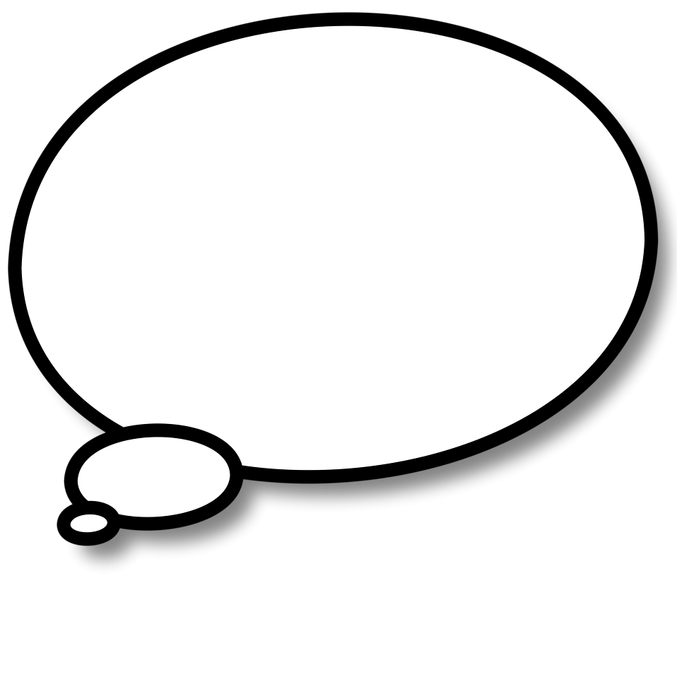 thought bubble, user behavior speech bubbles meaning user experience #30919