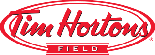 tim hortons field logo png