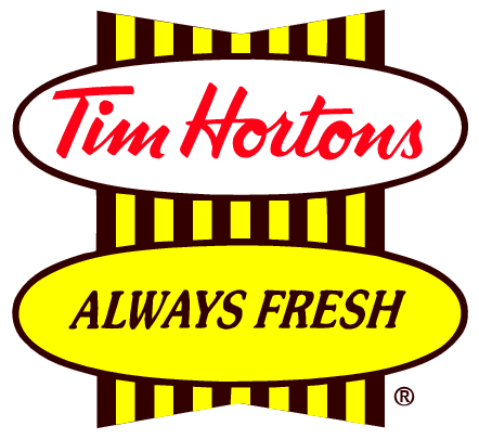 tim hortons lalways fresh png logo #6835