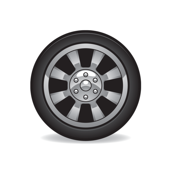 tire icon full size images clkerm vector #19399
