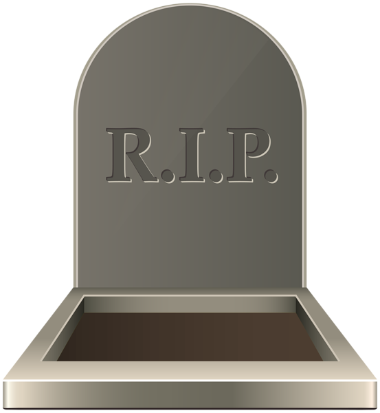halloween rip tombstone transparent png clip art image #23249