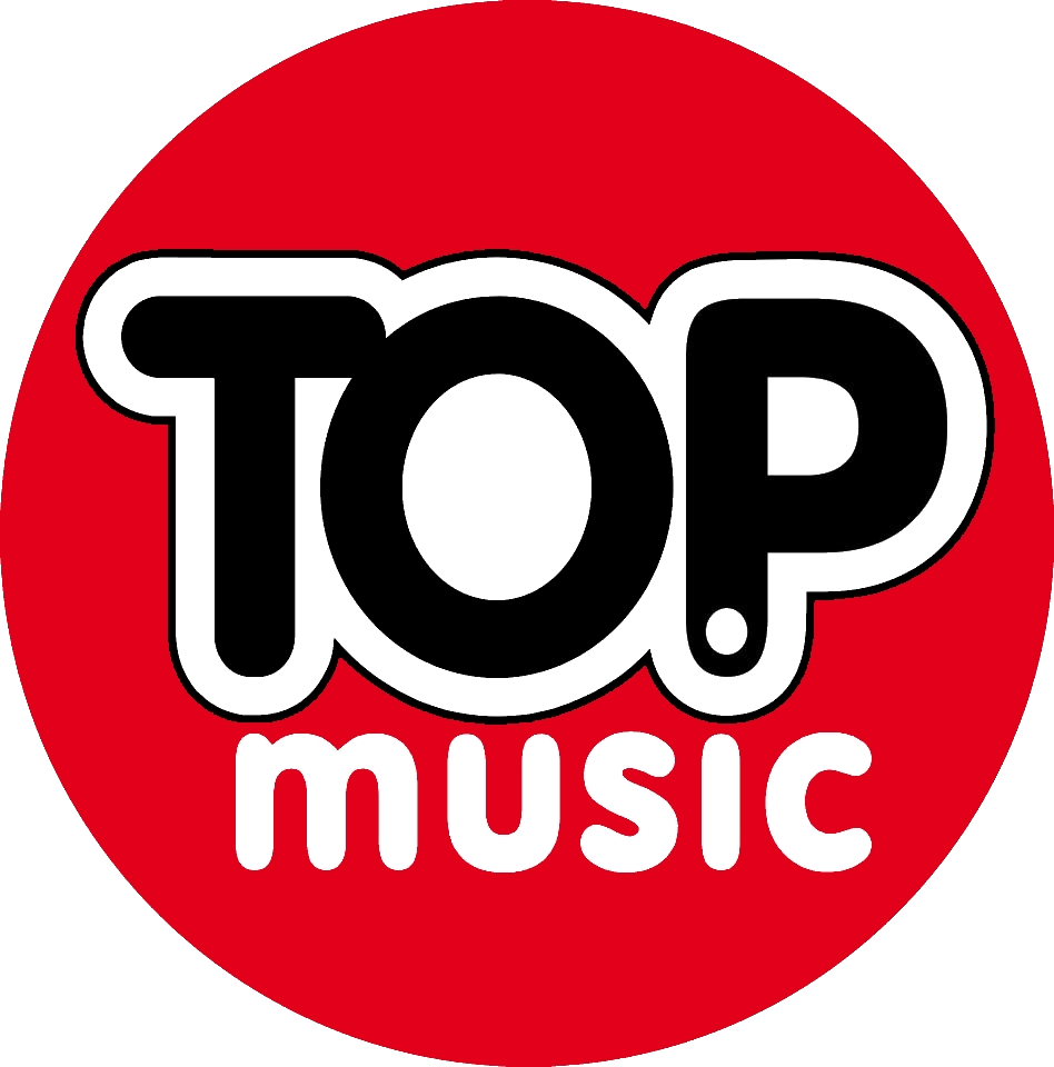 top music red logo png #2329