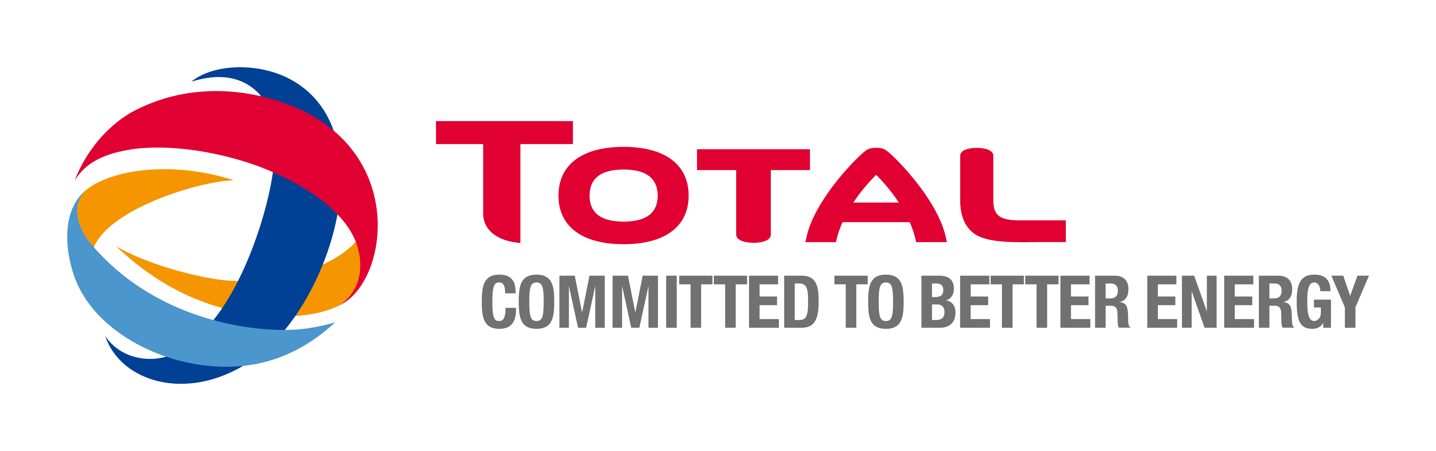 total committed to better energy logo #7901