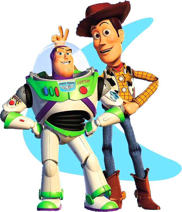 Sheriff Woody Buzz Toy Story PNG #41195
