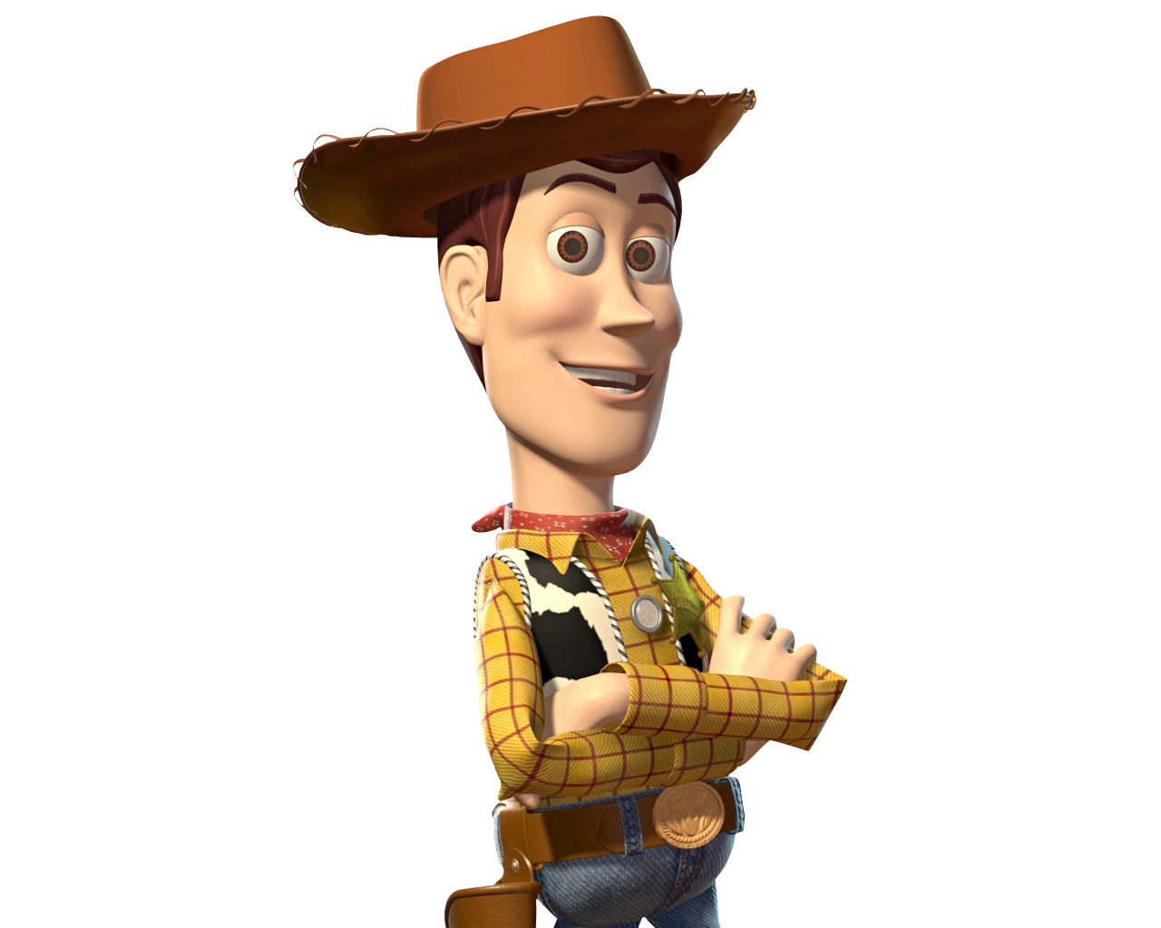 strike a pose woody png #41194