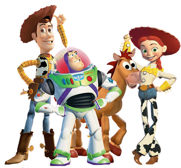 toy story characters png image #41197