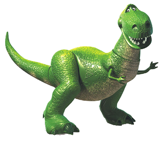 toy story dinosaur characters transparent #41213