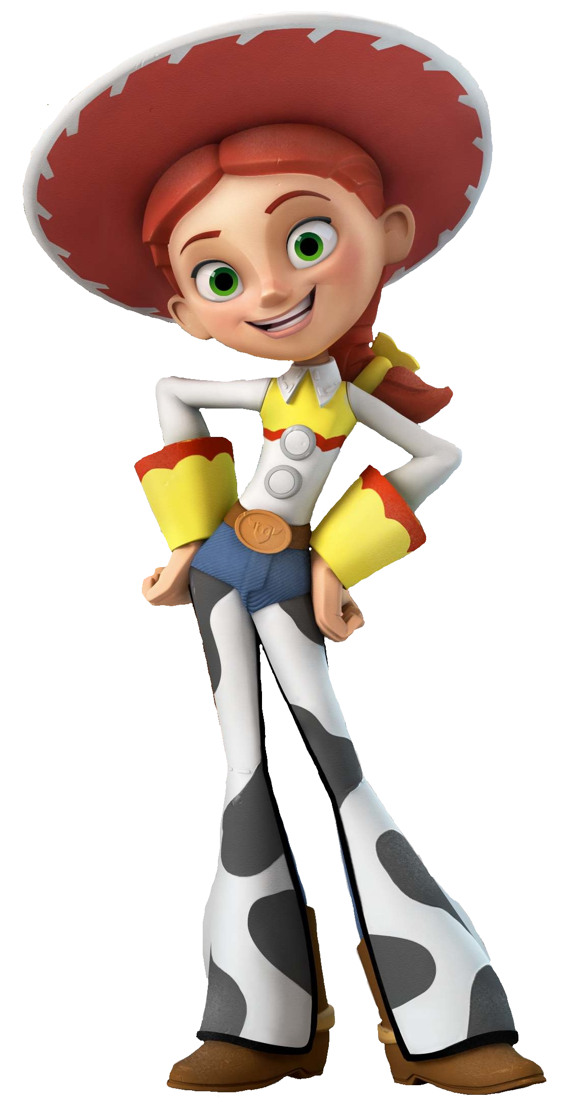 toy story jessie cowboy costume png #41191