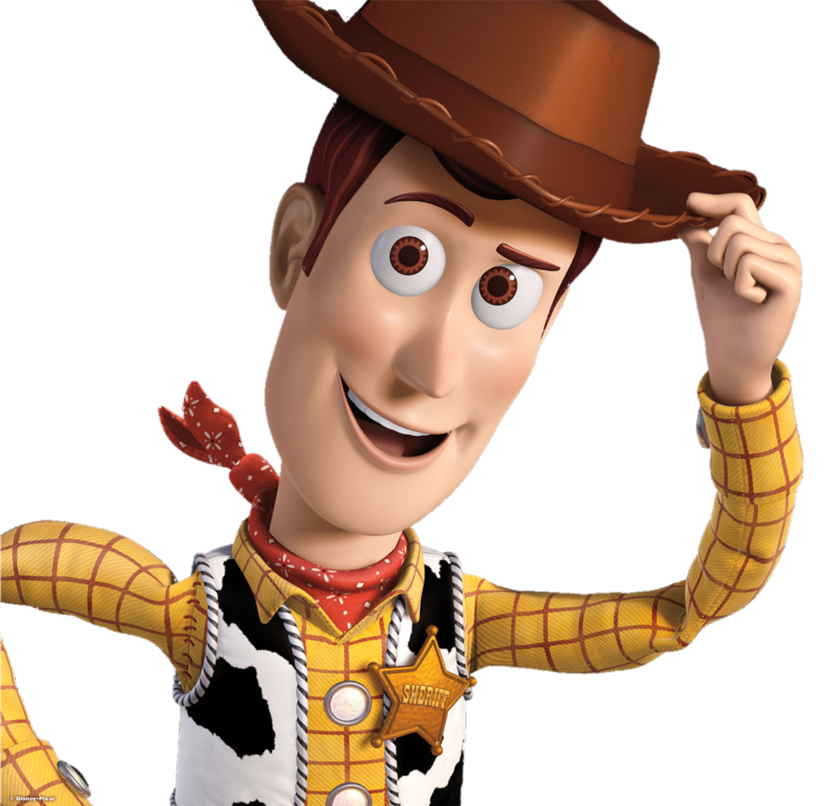 toy story woody hat clipart png #41192