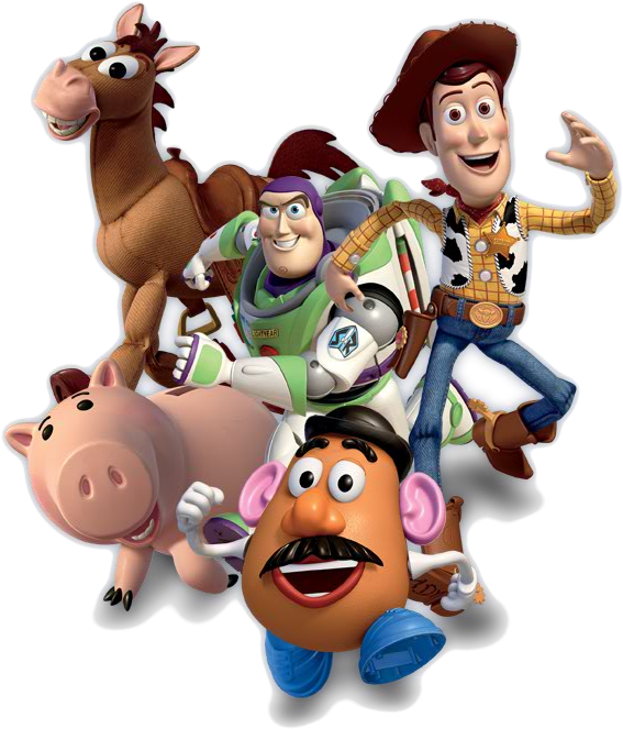 toy story 4 movie disney characters png #41226