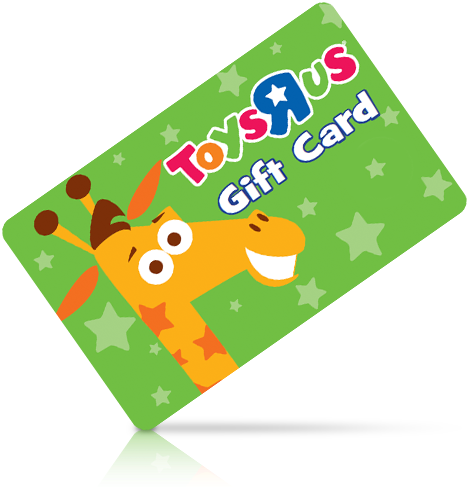 toys r us gift card png logo #4355
