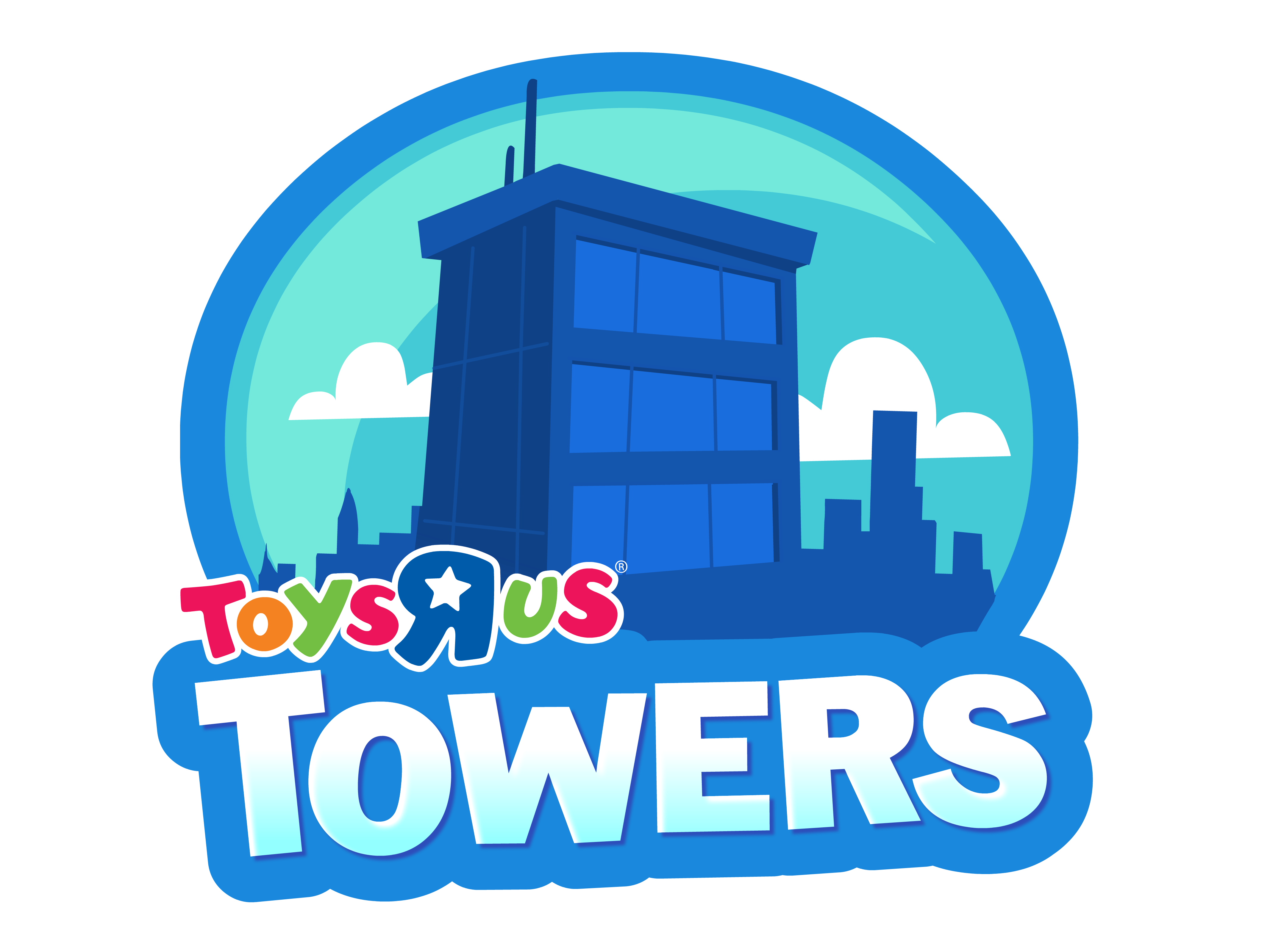 toys r us towers png logo #4340