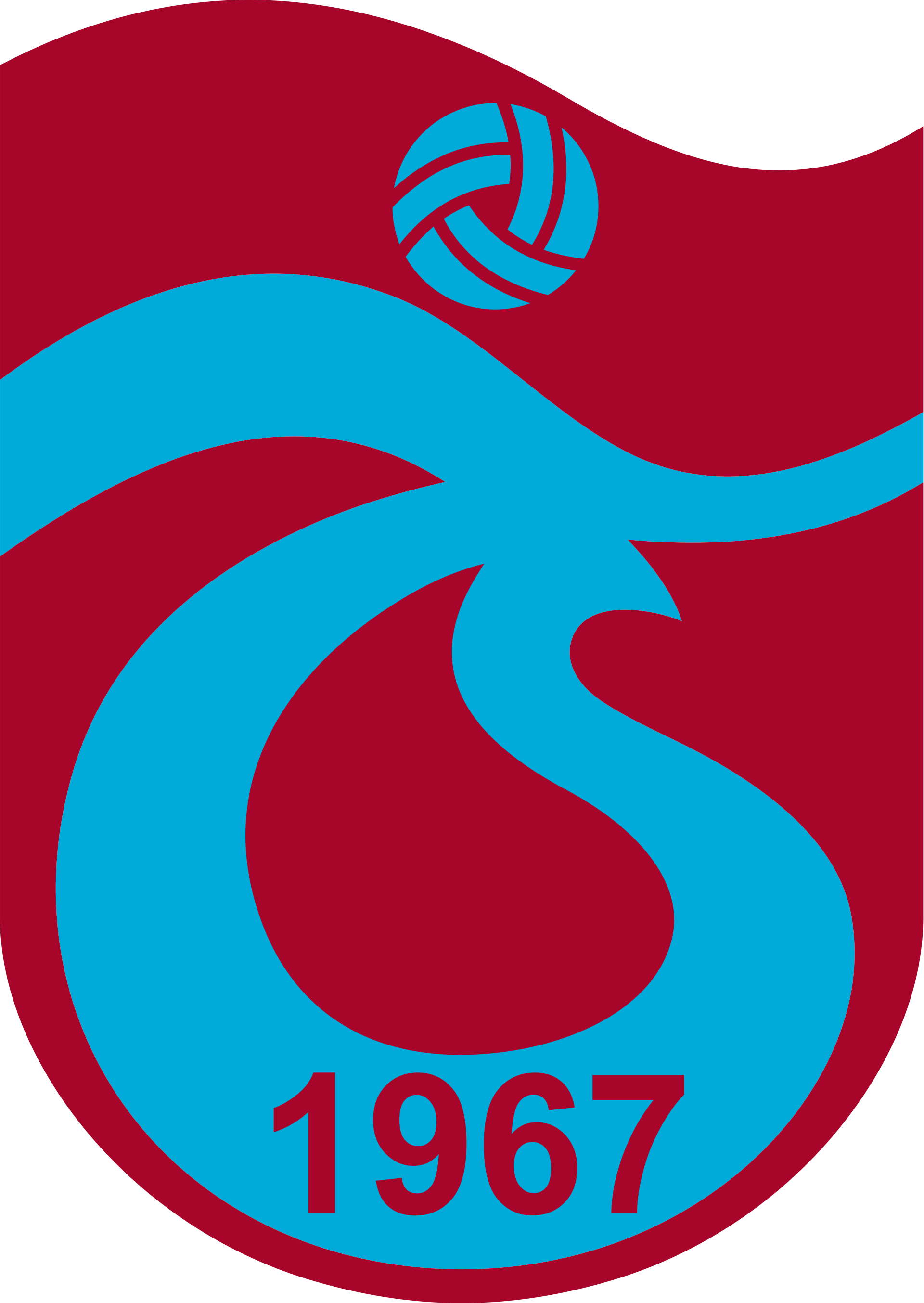 1967 trabzonspor transparent logo #40902