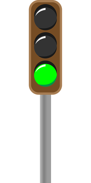 traffic light signal vector graphic pixabay #30573