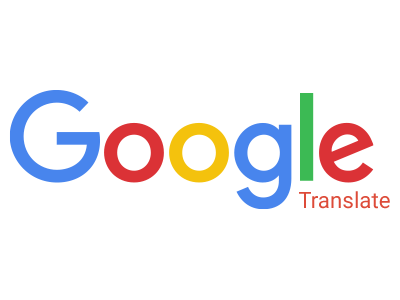 old translate google logo histyory #39943