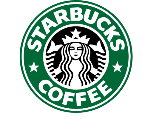 transparent starbucks coffe logo image #1675