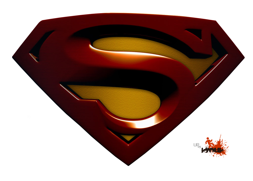 Transparent Superman Logo Pic 1536