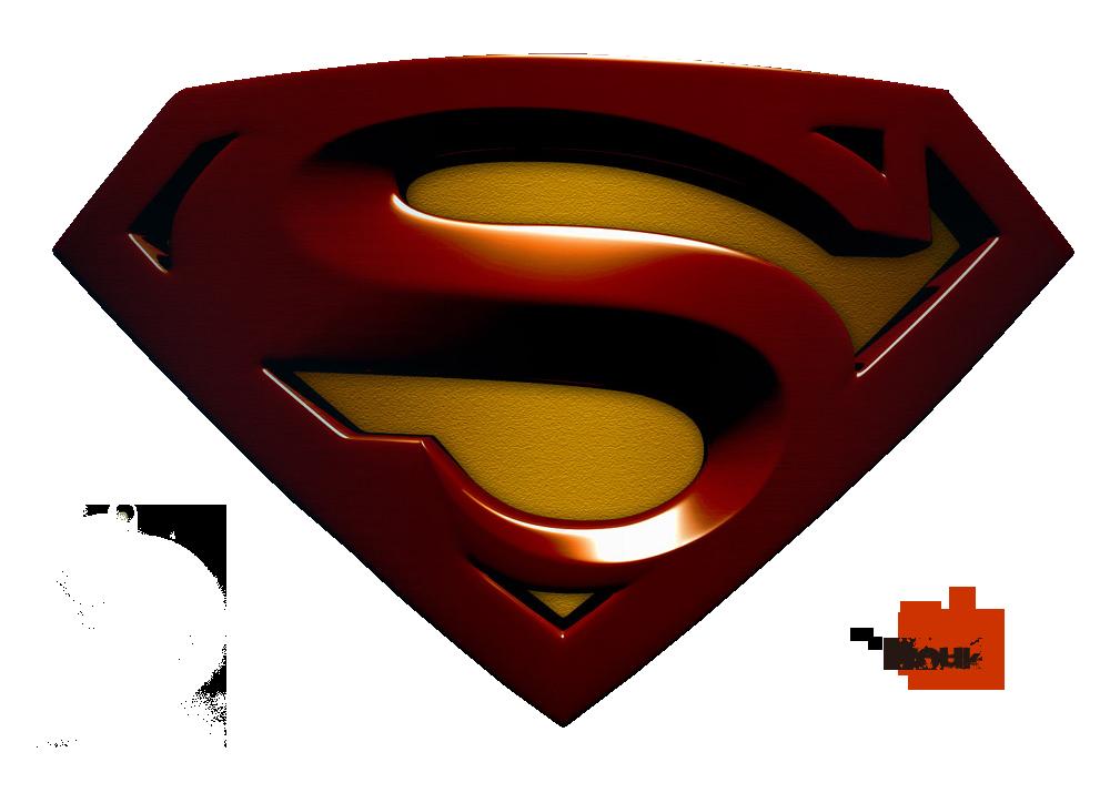 Transparent Superman Logo Pic #1536