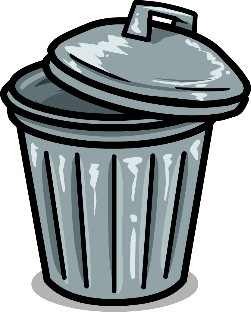 trash can, garbage can clipart cliparts download images #24841