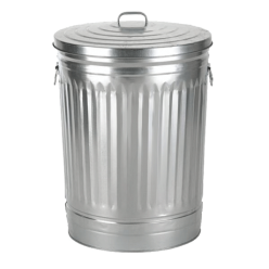 trash can, objects png only #24808