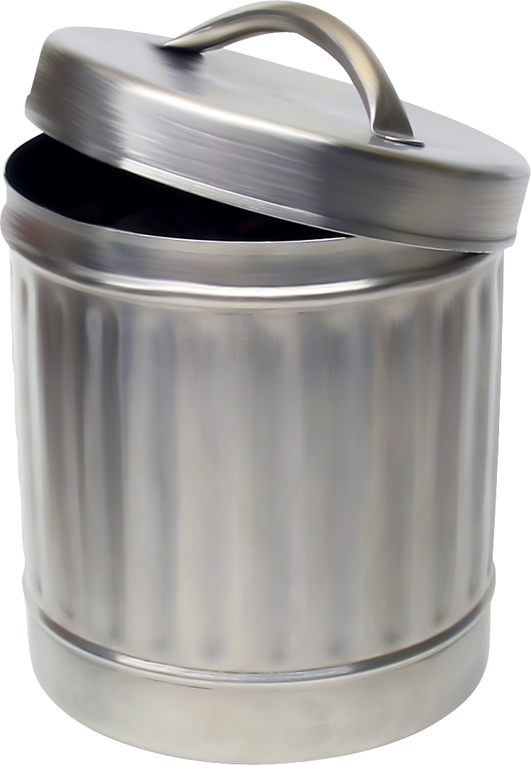 trash can png images for download crazypngm #24817