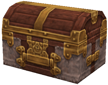 image treasure chest render ffx the final #36262