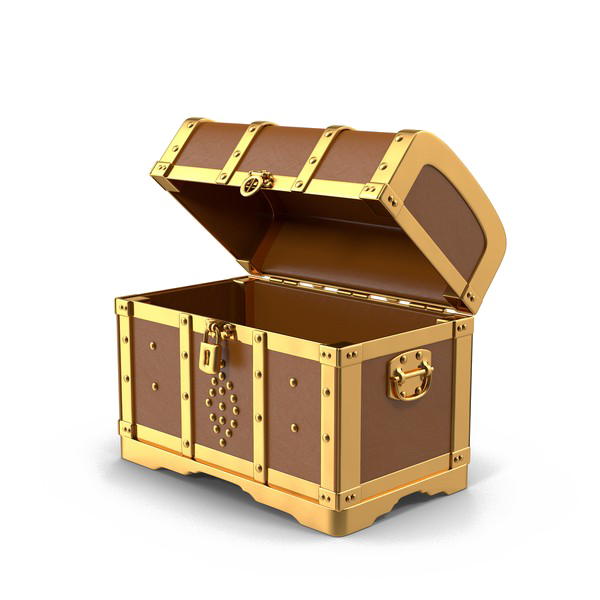 treasure chest png images transparent download #36247
