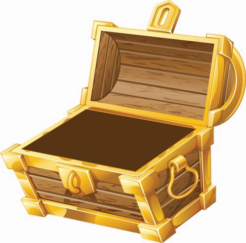 treasure chest png photos png mart #36255