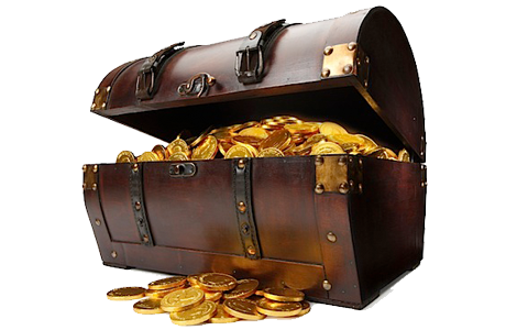treasure chest treasure png transparent images #36269