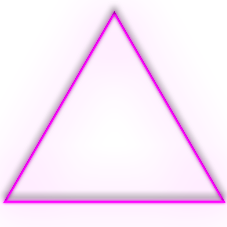 triangle pink border png backgrounds #41360