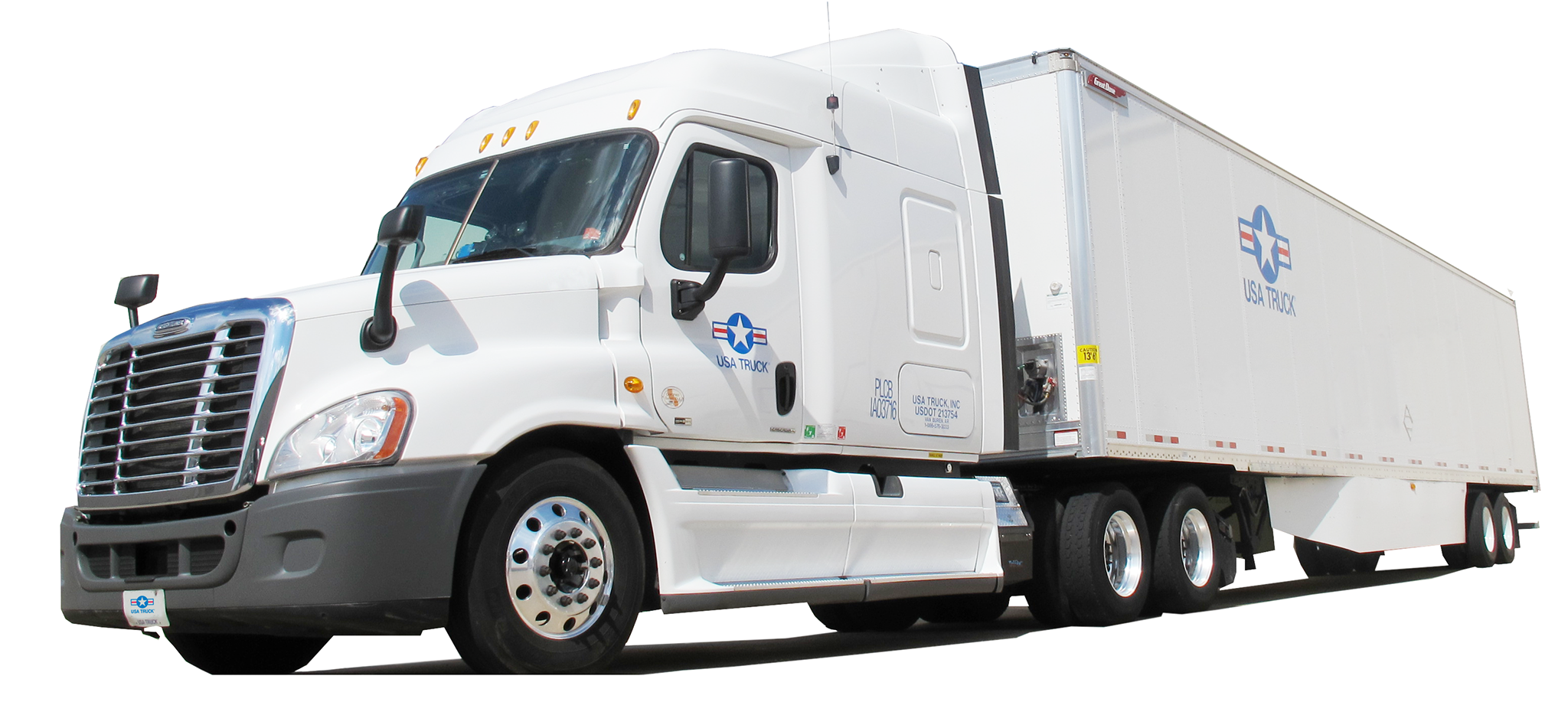 usa truck boosts mileage pay for independent contractors #17271