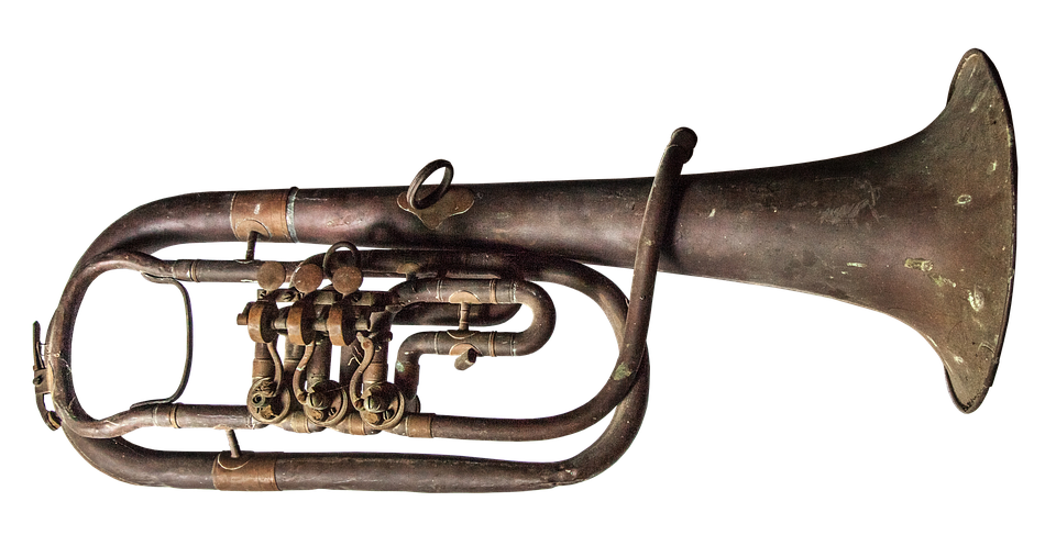 trumpet old brass photo pixabay #29488