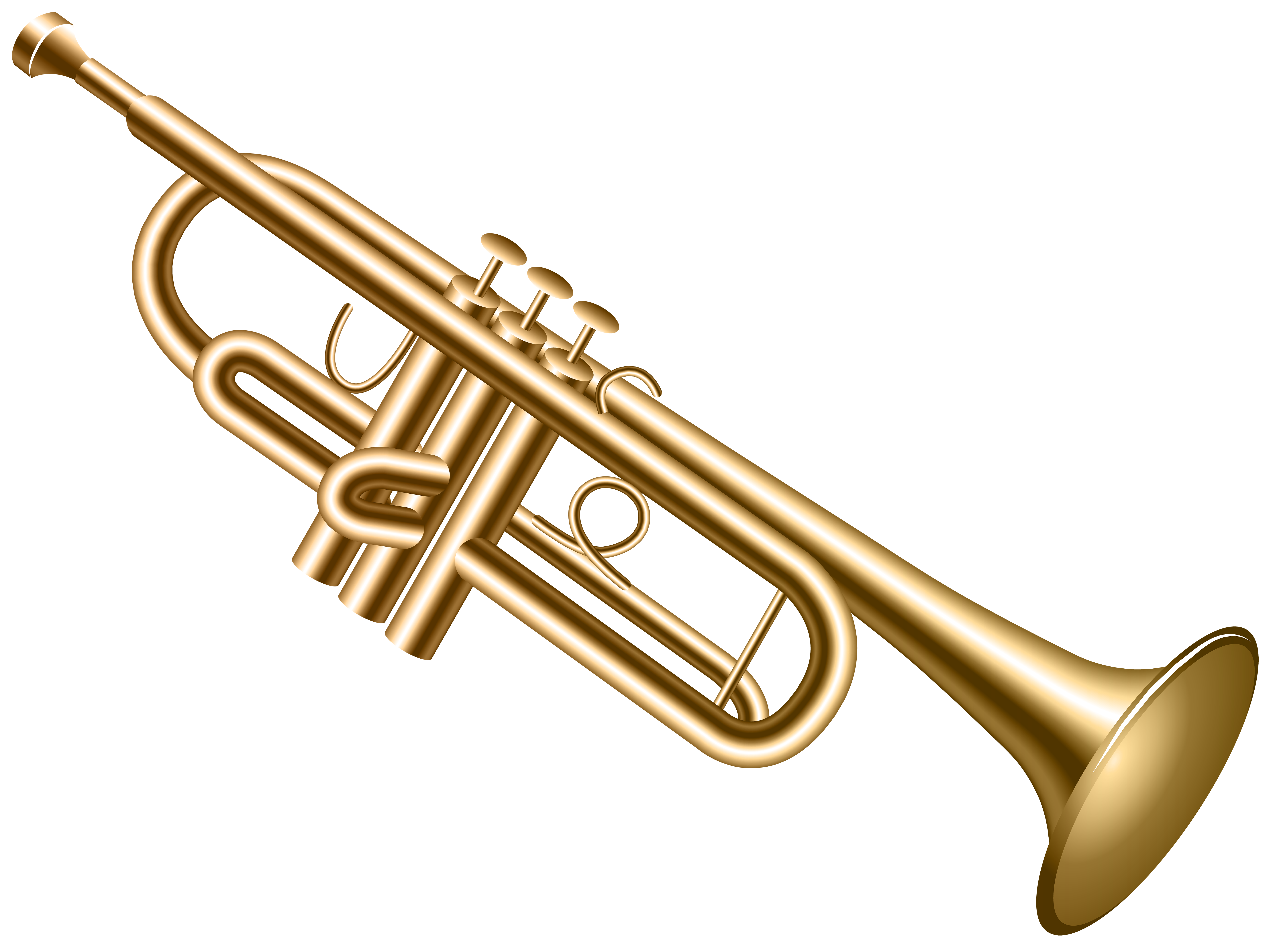 trumpet transparent png clip art image gallery yopriceville high quality images and #29572