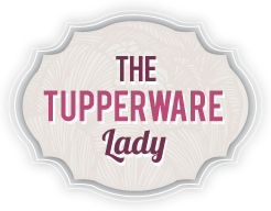 the tupperware lady party logo png 6265