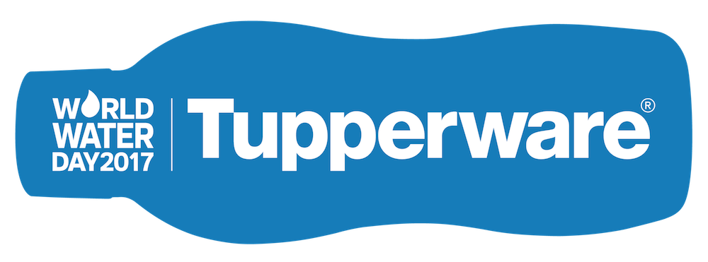 world water day 2017, tupperware png logo 6270