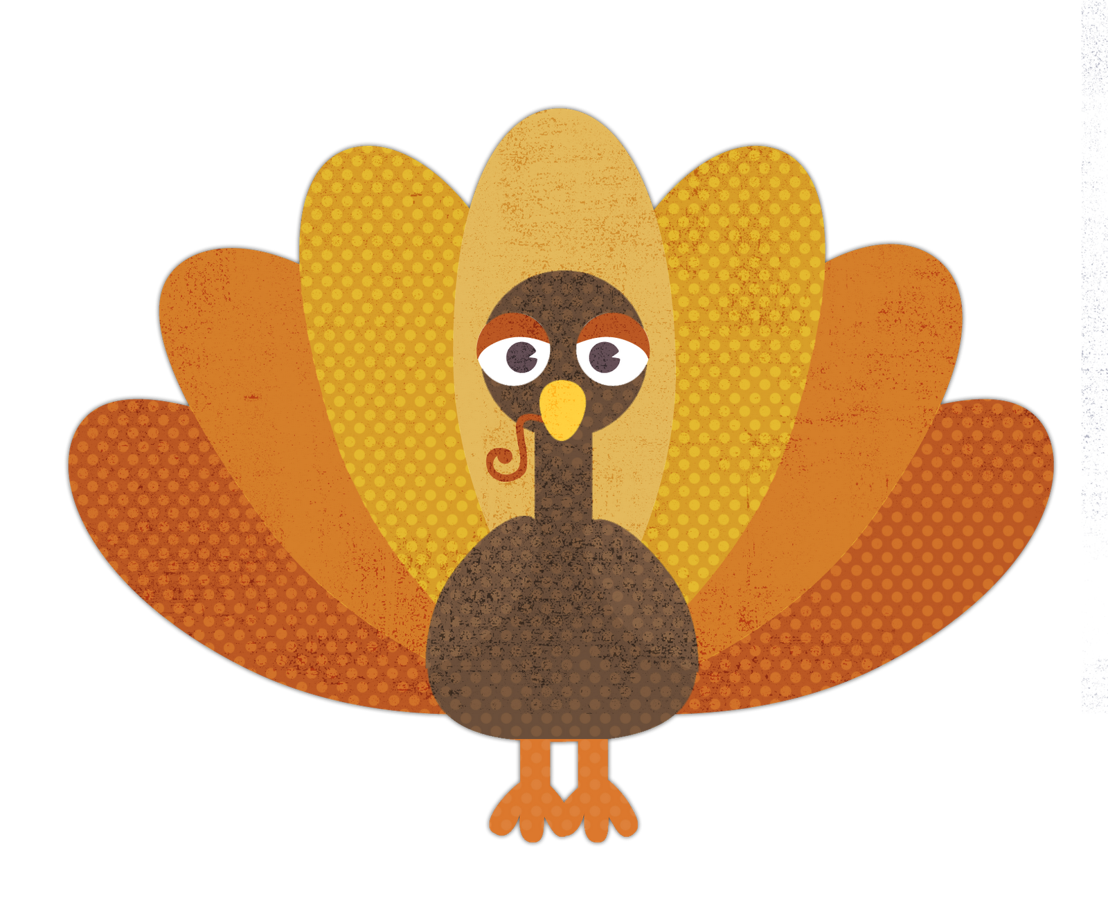 turkey thomas designs happy thanksgiving #36197
