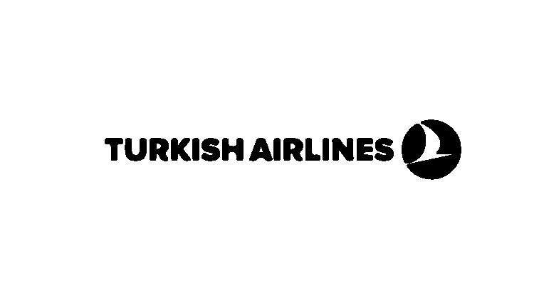 turkish airlines logo black hd png #2552