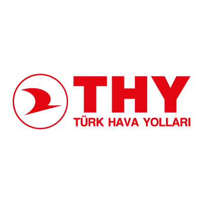 turkish airlines, thy vector logo #2550